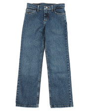 Wrangler - Wrangler Regular Fit Jeans (8-20)-2290133