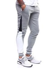 Sweatpants - Panel colorblock Jogger Pant-2290164