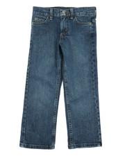 Jeans - Wrangler Regular Fit Jeans (4-7)-2290121