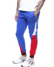 Sweatpants - Panel colorblock Jogger Pant-2290158