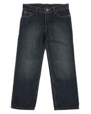 Wrangler - Regular Fit Jeans (Husky 8-20)-2290124