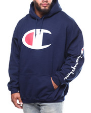 Champion - Fleece Logo Hoodie (B&T)-2290658