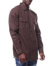 Mens-Holiday - CHAMOIS Shirt-2289919