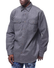 Mens-Holiday - CHAMOIS Shirt-2289914