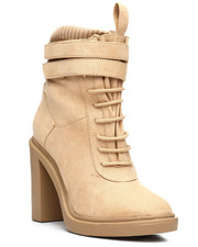 Fashion Lab - Modelo-1 Lace Up Bootie-2290562