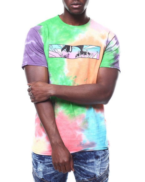 Pink Dolphin - LETTERBOX TEE