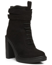Fashion Lab - Modelo-1 Lace Up Bootie-2290643