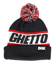 Hats - Ghetto Pom Beanie-2290866