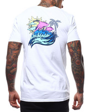 Pink Dolphin - ROLL TIDE TEE-2290931