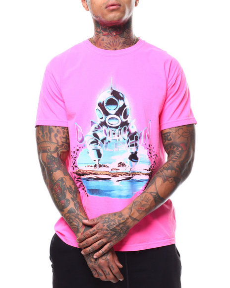 Pink Dolphin - DIVER CAVE TEE