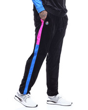 Pink Dolphin - TECH VELOUR PANT Breakaway 3.0-2290955