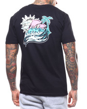 Pink Dolphin - ROLL TIDE TEE-2290919