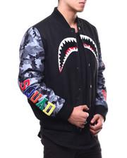 Hudson NYC - MVP Sharks Varsity Jacket-2291868