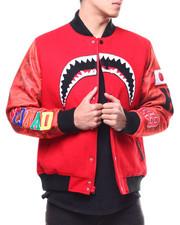 Hudson NYC - MVP Sharks Varsity Jacket-2291863