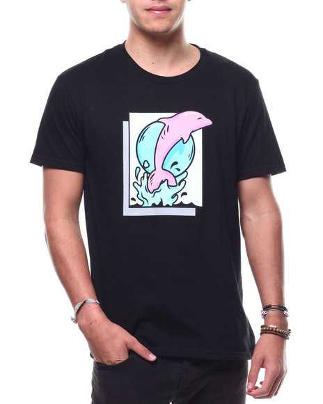 Pink Dolphin - LEAP TEE