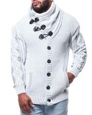 Men - Mock Neck L/S Sweater (B&T)-2291463