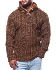 Men - Mock Neck L/S Sweater (B&T)-2291509