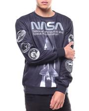 Hudson NYC - Nasa Spaceship Crewneck Sweatshirt-2291831