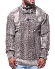 Men - Mock Neck L/S Sweater (B&T)-2291525