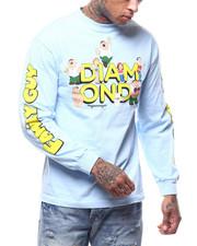 Diamond Supply Co - DIAMOND X FAMILY GUY L/S TEE-2292101