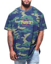 T-Shirts - S/S Camo Tee (B&T)-2292096