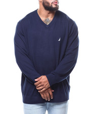Nautica - Vneck Sweater  (B&T)-2292230