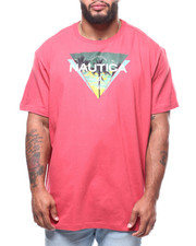 Shirts - S/S Triangles Tee (B&T)-2292135