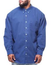 Men - L/S Premium Essential Woven (B&T)-2292292