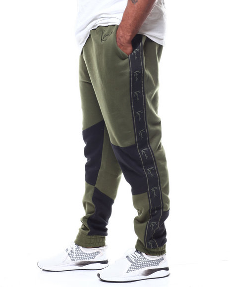 Karl Kani - Color Block Jogger Pant (B&T)