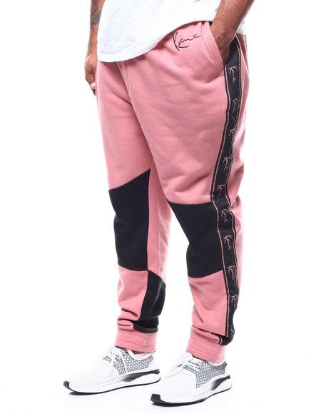 Karl Kani - Color Block Jogger Pant (B&T)
