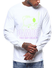 Shirts - DMND FAMILY GUY COLLECTION L/S Tee-2292156