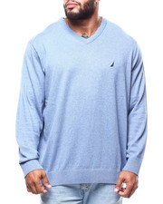 Nautica - Vneck Sweater  (B&T)-2292180