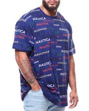 T-Shirts - S/S Albuer Print Tee (B&T)-2292124