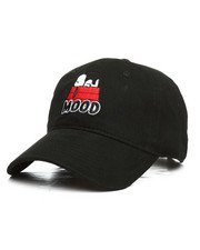 Dad Hats - Snoopy Laying On Dog House Dad Hat-2291382