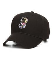 Pink Dolphin - Paradise Logo Snapback Hat-2291384