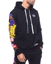Black Pyramid - College Mash Pullover Hoody-2292859