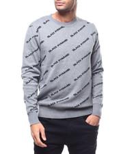 Black Pyramid - BP Monogram Knit Sweater-2292902