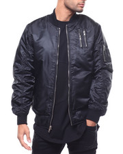Stylist Picks - Bomber Jacket  w Zipper Detail-2293075