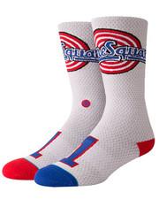 DRJ SOCK SHOP - Tune Squad Jersey Socks-2292776