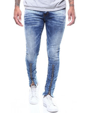 Men - SHIN ZIPPER JEAN-2293138