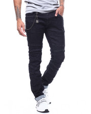 Mens-Fall - ARTICULATED KNEE JEAN-2292705