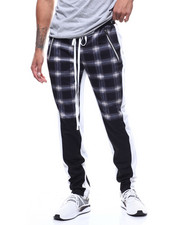 Buyers Picks - PLAID TRACK PANT-2293086