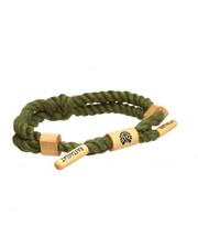 Rastaclat - Rastaclat Kaas Knotaclat Color Block Bracelet-2292772