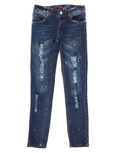 Delia's Girl - Ripped Detail Jeans (7-16)