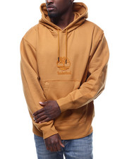 Men - Oversized GRAPE LEAF hoodie-2293581