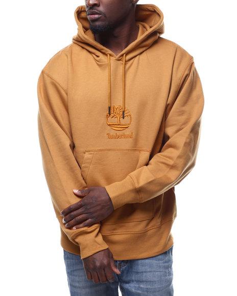 Timberland - Oversized GRAPE LEAF hoodie