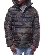 Mens-Holiday - padded anorak-2293660