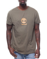 Timberland - SS Seasonal GRAPE LEAF tee-2293530