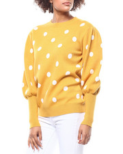 Fashion Lab - Polka Dot Sweater-2291192