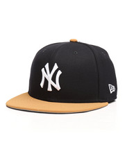 New Era - 59Fifty Patched Team Hook New York Yankees Fitted Hat-2291774